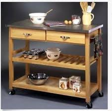 kitchen island ebay stainless steel kitchen island cart home design and decorating