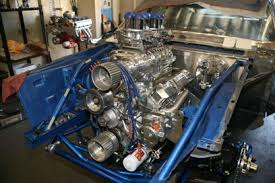 dodge charger 440 engine blown big block powered 1972 dodge charger by magnum