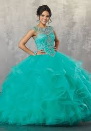 mint quinceanera dresses beaded illusion quinceanera dress by mori vizcaya 89169 abc