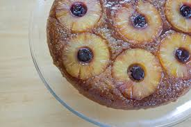 pineapple upside down cake pdxfoodlove