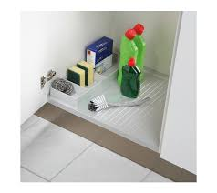 under sink rubber mat sink unit protector sheet suits cabinets 500mm to 1200mm widths