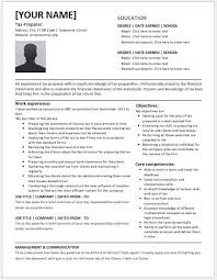 tax accountant resume sle australian phone tax preparer resume fungram co