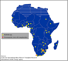 Blank Map Of Sub Saharan Africa by Meeting The Challenge Of Hematologic Malignancies In Sub Saharan