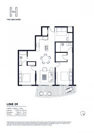 definition of floor plan floor plan model 09 line09 atthe highlands north miami