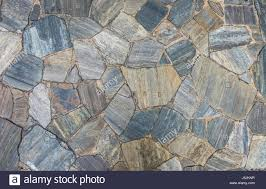 slate floor and wall texture in random size pattern