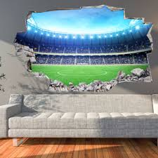 soccer decals for walls home design ideas