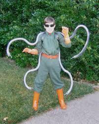 Octopus Halloween Costume Famous Doctors