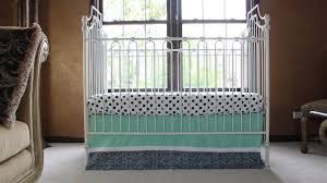 alexander u0027s mint and navy chevron crib bedding daybed bedding