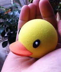 rubber duck yellow duck antenna toppers antenna topper
