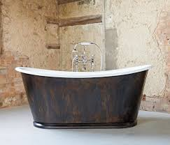 elegant copper bathtub interior design and home inspiration