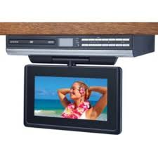 Under Cabinet Kitchen Radios Best Under Cabinet Tvs For Kitchen Tv Dvd Combo Or Tv Radio Combo