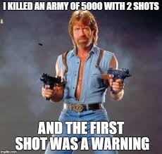 Shots Meme - 5000 with 2 shots imgflip