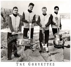 the corvettes 60s 70s bands groups the corvettes