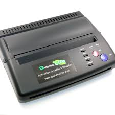 tattoo thermal printer reviews amazon com getbetterlife tattoo thermal stencil maker copier
