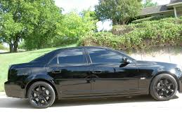 2004 cadillac cts v blacked out ls1tech camaro and firebird