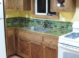 handmade arts and crafts tile backsplash by cottage craft tile by