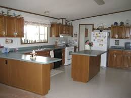 Mobile Kitchen Cabinet How To Redo Walls And Cabinets In My Mobile Home Hometalk