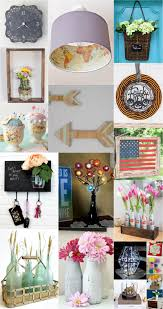 American Flag Home Decor Super Easy Crafts For Home Decor Dearlinks