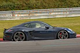 cayman porsche convertible porsche 718 cayman gts and boxster gts due this year with 375bhp