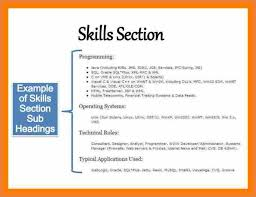 Resume Skills Section Examples by Custom Essay Writing Service Provided By Expert Essay Writers Uk