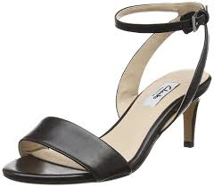 clarks amali jewel women u0027s heels sandals black amazon co uk