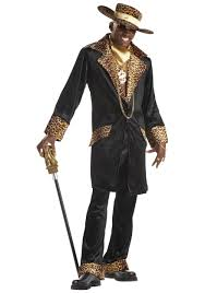 pimp costumes u0026 suits for halloween halloweencostumes com