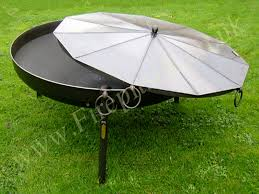 Firepit Lid Pit Snuffer Lid Cover Collection Firepits Uk