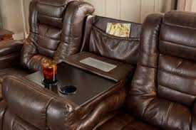 Sofa Rooms To Go by Eric Church Highway To Home Chief Brown Power Plus Reclining Sofa