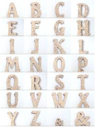 Decorated Letters For Nursery Wooden Letter L Wedding Decor Home Decor Wood Decoration