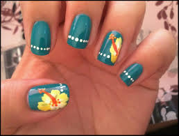 decorate your nails with classy nail art designs 04 nail and