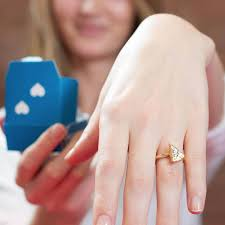 domino wedding rings domino s pizza engagement ring popsugar