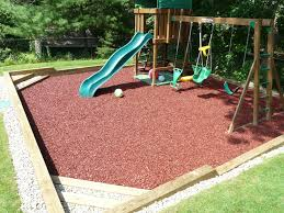 Done Right Landscaping by Done Right Landscape Can Install Your Playground Using All The