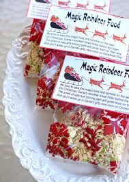 food christmas gifts magic reindeer food the girl who ate everything