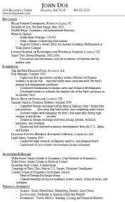 hybrid resume resume types and sles