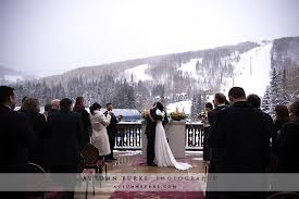vail wedding venues balcony the great room at the arrabelle vail wedding