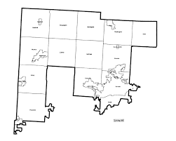 House District Map Redrawn Map Puts Toledo In 2 Districts Instead Of 3 The Blade
