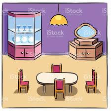 dining room stock vector art 141572446 istock