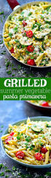 classic pasta salad grilled summer vegetable pasta primavera whole and heavenly oven