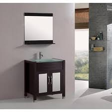 Glass Top Vanity Bathroom by Cheap Glass Top Vanity Bathroom Find Glass Top Vanity Bathroom