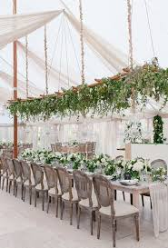 wedding backdrop lattice hanging greenery installations for your wedding brides