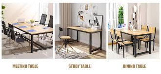 Dining Room Computer Desk Tribesigns Computer Desk 55 Large Office Desk