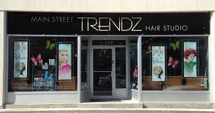 trendz hair studio trendz hair studio acton and georgetown