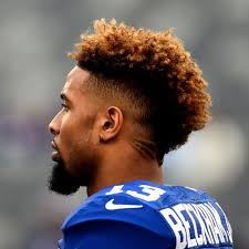 odell beckham jr haircut odell beckham jr haircut taper fade odell beckham jr and