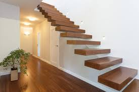 awesome floating staircase design for your interior for outdoor