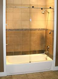 Shower Doors On Tub Shower Doors For Tubs Fetchmobile Co