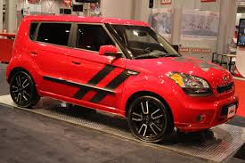 sema 2010 kia soul hamstar photo gallery autoblog