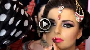 best ever indian stani bridal makeup tutorial