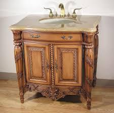 Antique Looking Vanity Exquisite Bathroom Vanities Vintage Style With Wrought Iron