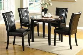 Narrow Dining Room Table Black Granite Dining Table Set U2013 Rhawker Design