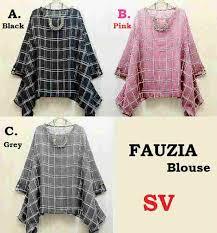 blouse wanita pusat grosir baju wanita blouse wanita fawzia blouse 072309